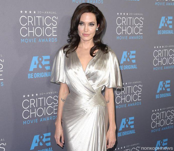 Анджелина Джоли и ее сын снимут фильм о войне в Камбодже