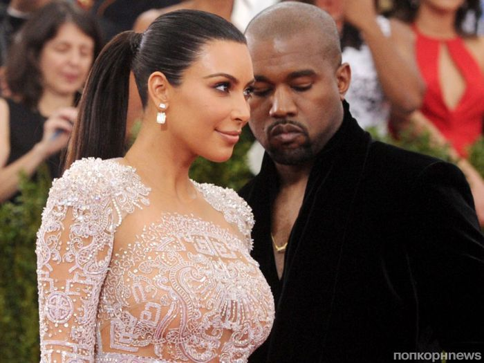 Канье Уэст и Ким Кардашьян хотели назвать новорожденную дочку Джо