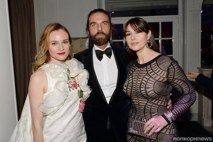 Звезды на благотворительном вечере Sidaction Gala Dinner в Париже