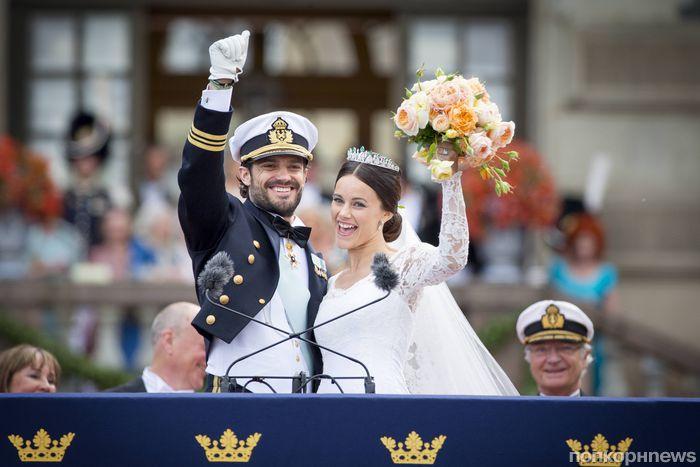 Принц Карл Филипп и принцесса София ждут ребенка