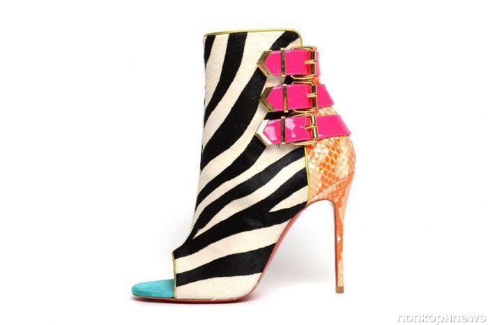 Новая коллекция обуви Christian Louboutin. Весна 2013