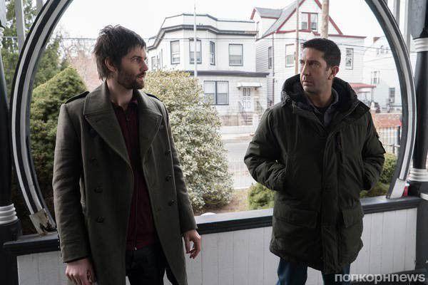 AMC показал первый тизер нового сериала со звездой «Друзей» Дэвидом Швиммером