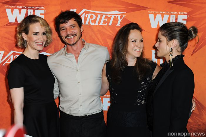 Звезды на вечеринке Women in Film в Голливуде