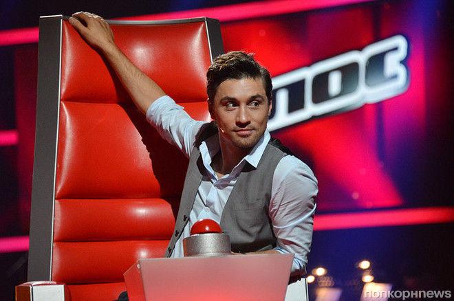 Дима Билан объявил об уходе из шоу «Голос»