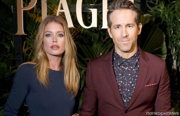 Райан Рейнольдс стал звездным гостем презентации часового бренда Piaget (фото)