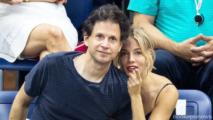 СМИ: Сиенна Миллер собралась замуж за 50-летнего бойфренда