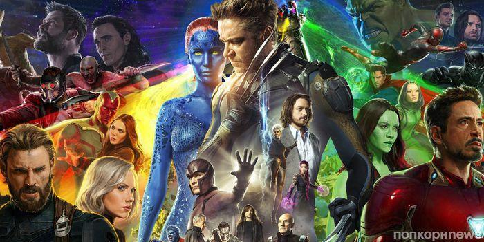 Официально: Дэдпул и Люди Икс присоединятся к киновселенной Marvel