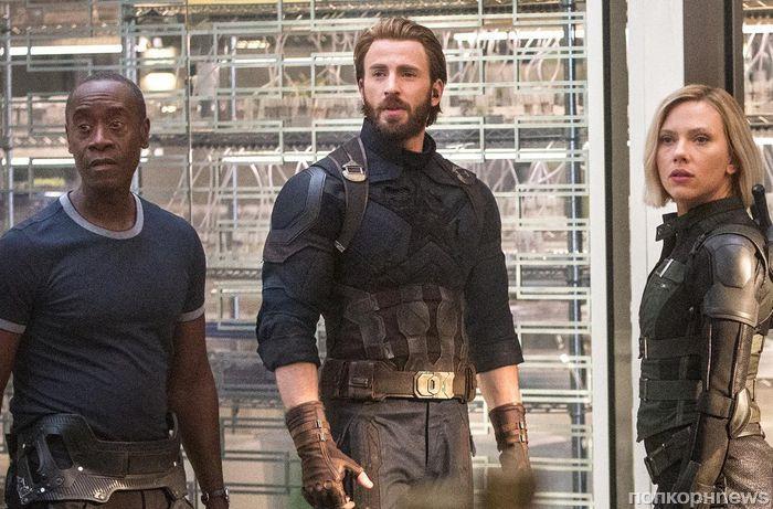 В сети появились новые подробности сюжета «Мстителей: Война бесконечности»