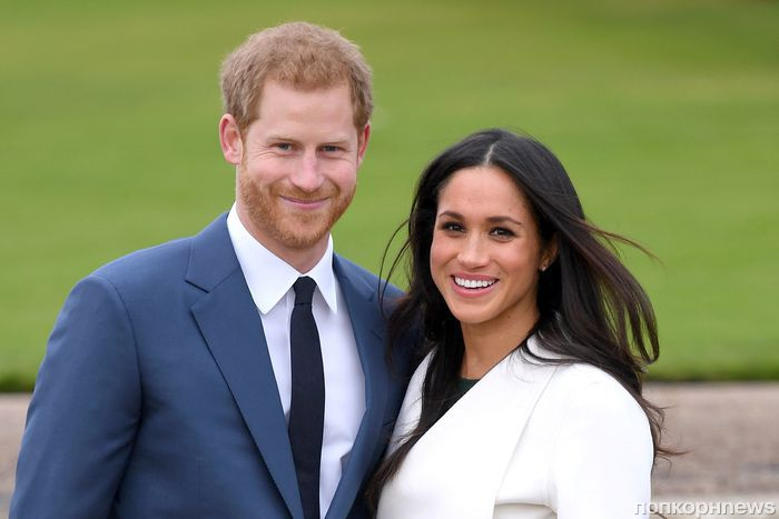 К свадьбе принца Гарри и Меган Маркл выпустят эксклюзивный аромат