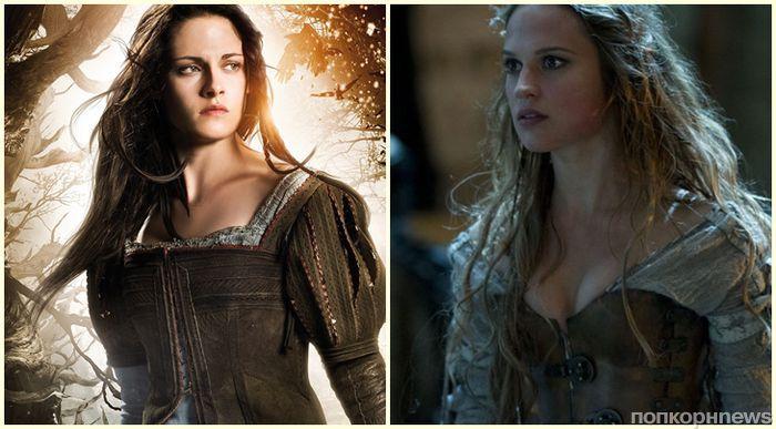 Первой ролью Алисии Викандер в Голливуде могла стать сыгранная Кристен Стюарт роль в «Белоснежке и охотнике»