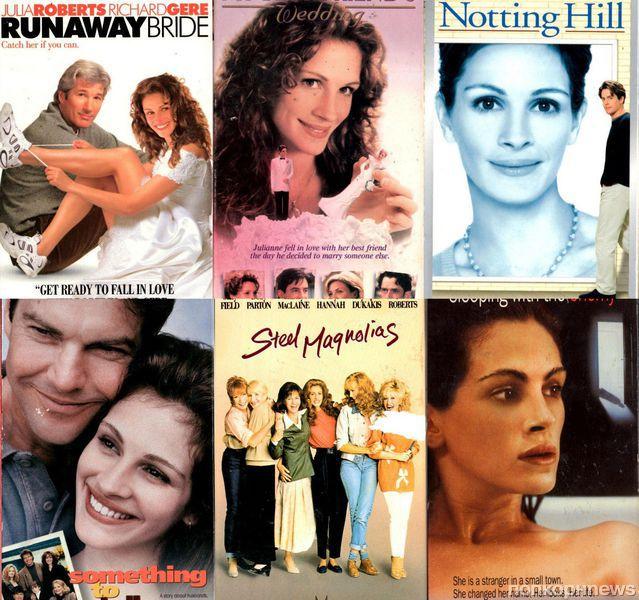 Тест: насколько хорошо ты знаешь фильмы Джулии Робертс?