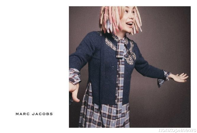 Режиссер-трансгендер Лана Вачовски стала новым лицом Marc Jacobs