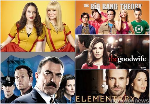 какие телесериалы продлены на 2016-2017