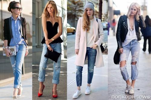 джинсы модные 2016 фото