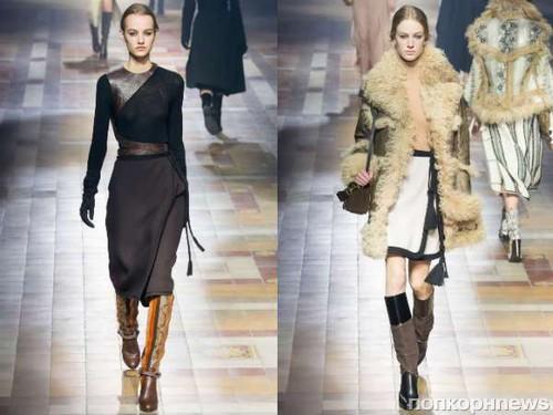 Модные юбки от дизайнеров
