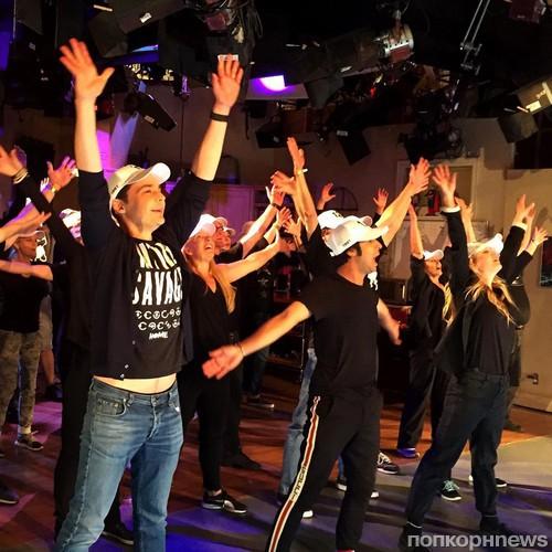 Съёмки сериала «Теория огромного взрыва» завершились под Backstreet Boys