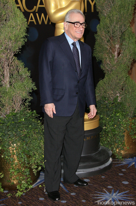 Мартин Скорсезе