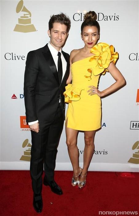 Мэттью Моррисон с женой