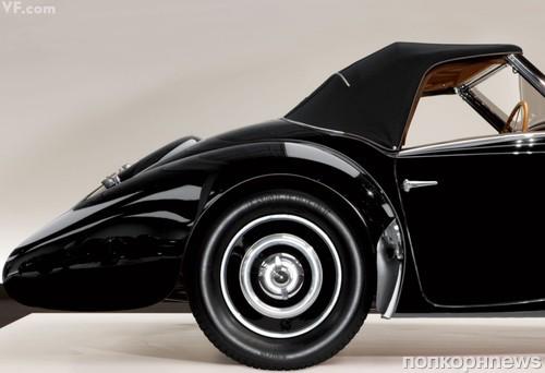 Bugatti Type 57SC 1937 года Ральфа Лорена