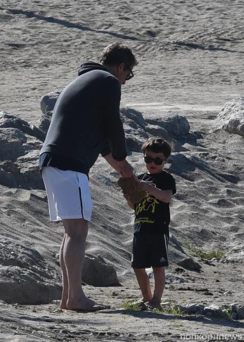стриптиз на пляже фото