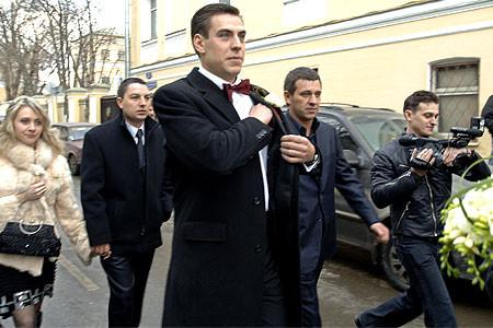 свадьба Дюжева