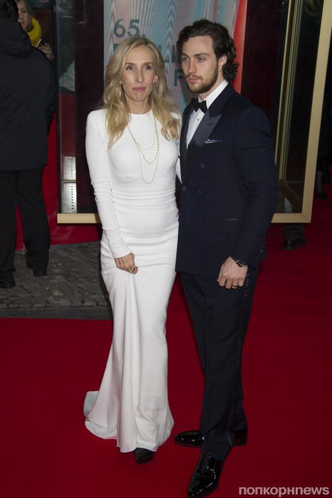 Сэм Тейлор-Джонсон с мужем
