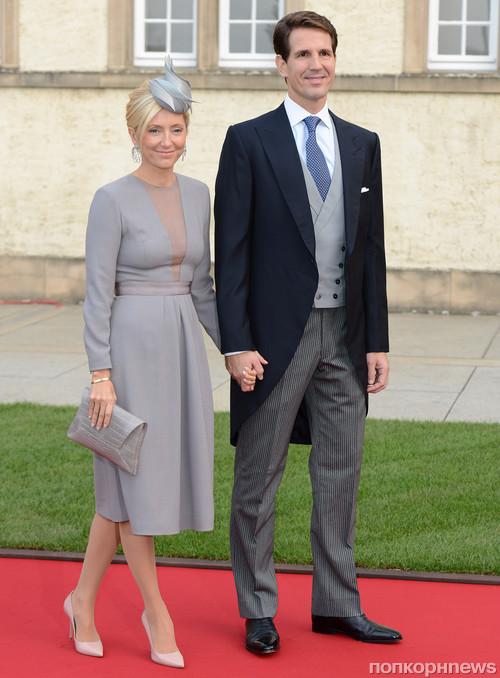 Принц и принцесса Греции