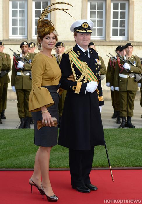 Принц и принцесса Голландии