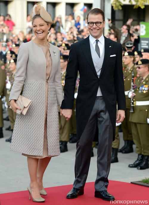Принц и принцесса Швеции