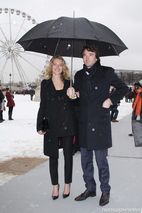 Наталья Водянова с бойфрендом