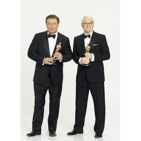 Алек Болудин и Стив Мартин