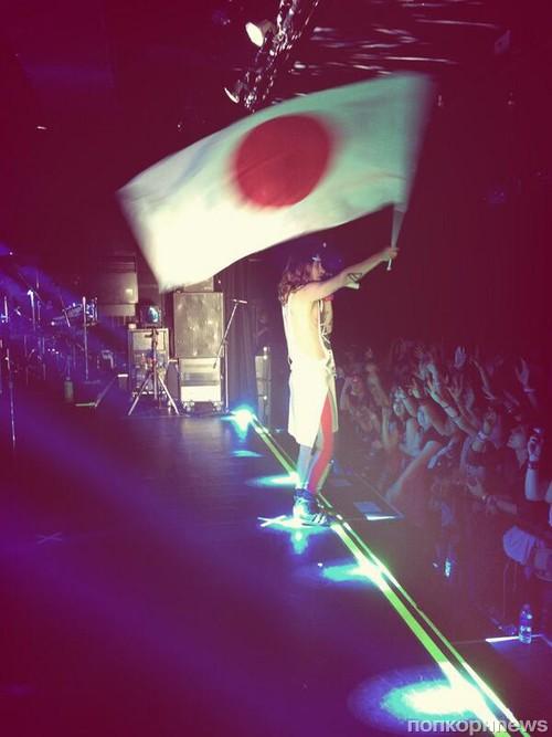Джаред Лето на концерте в Японии