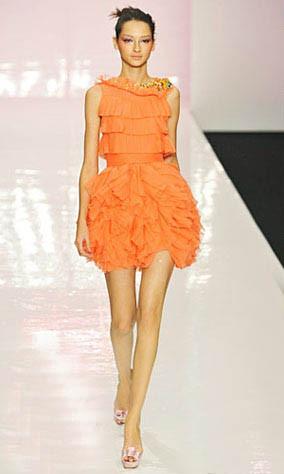 платье Jenny Packham