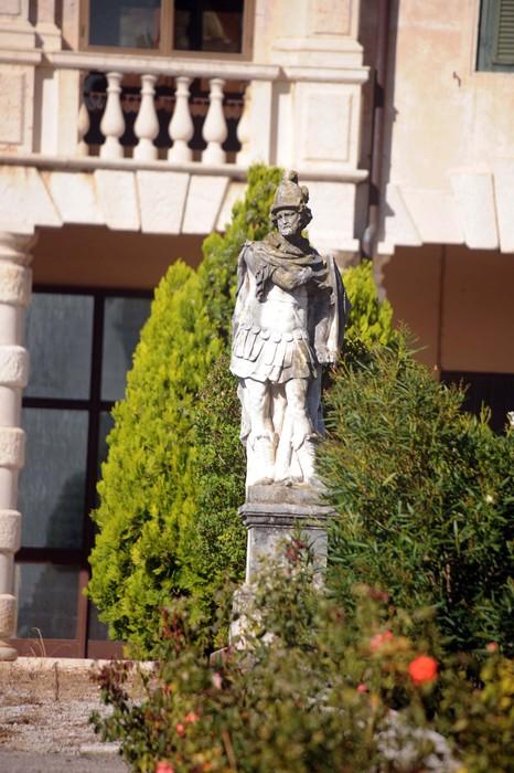 особняк в Италии