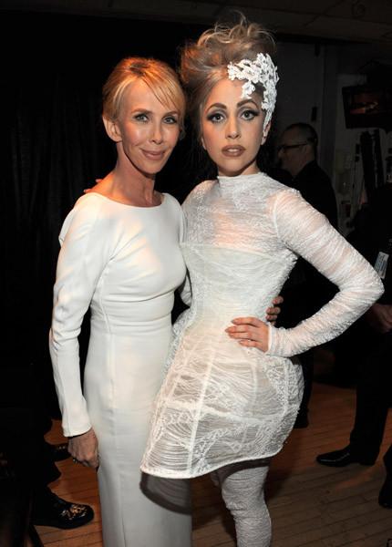 Lady Gaga и Труди Стайлер
