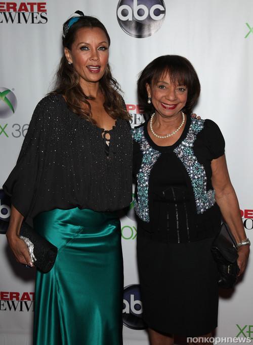 Ванесса Уильямс с мамой