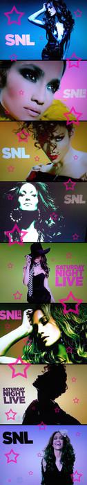 Дженнифер Лопес на шоу Saturday Night Life