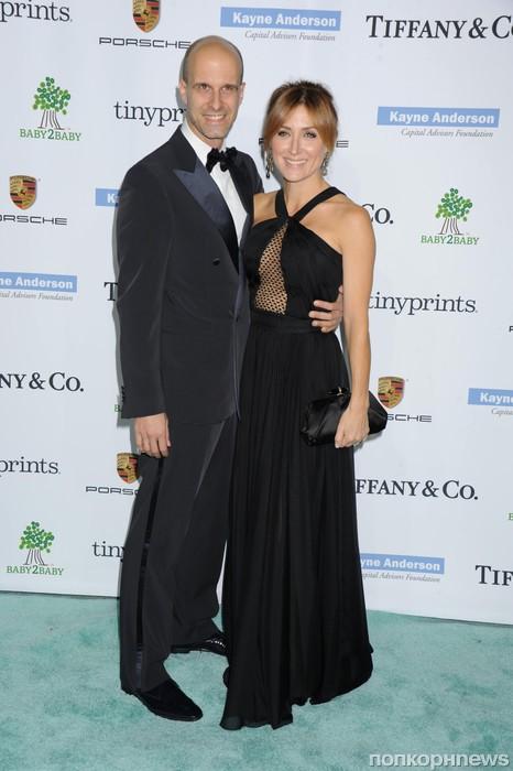 Эдоардо Понти с женой