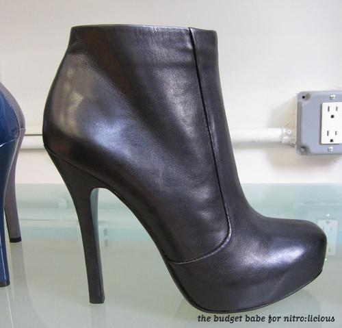Коллекция обуви от Николь Ричи