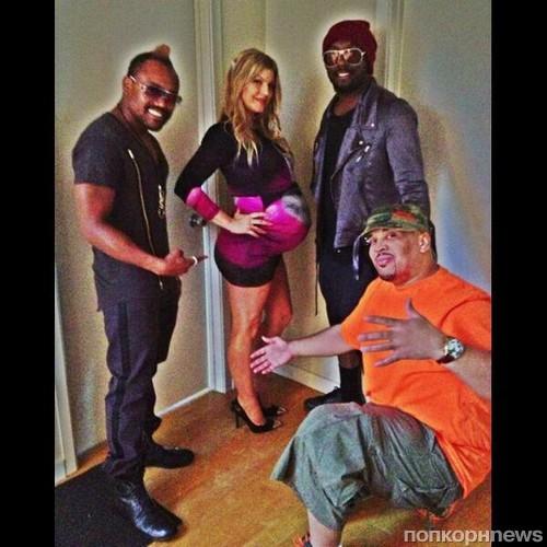Ферги и The Black Eyed Peas