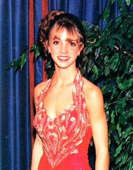 Бритни Спирс 1997 год