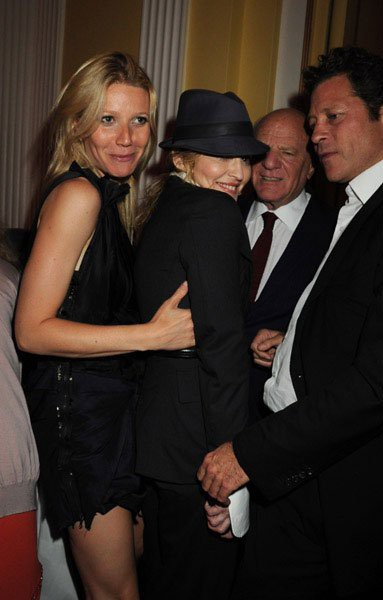 Пэлтроу и Мадонна