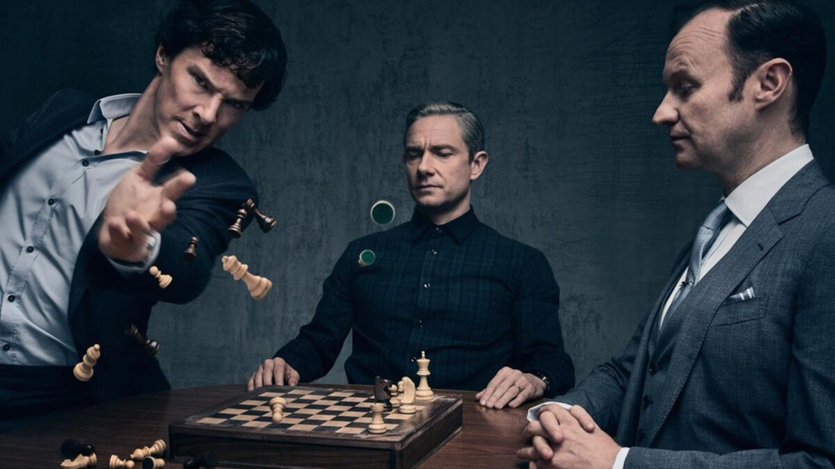 Марк Гэтисс обещает 5 сезон «Шерлока» не раньше, чем через 2 года