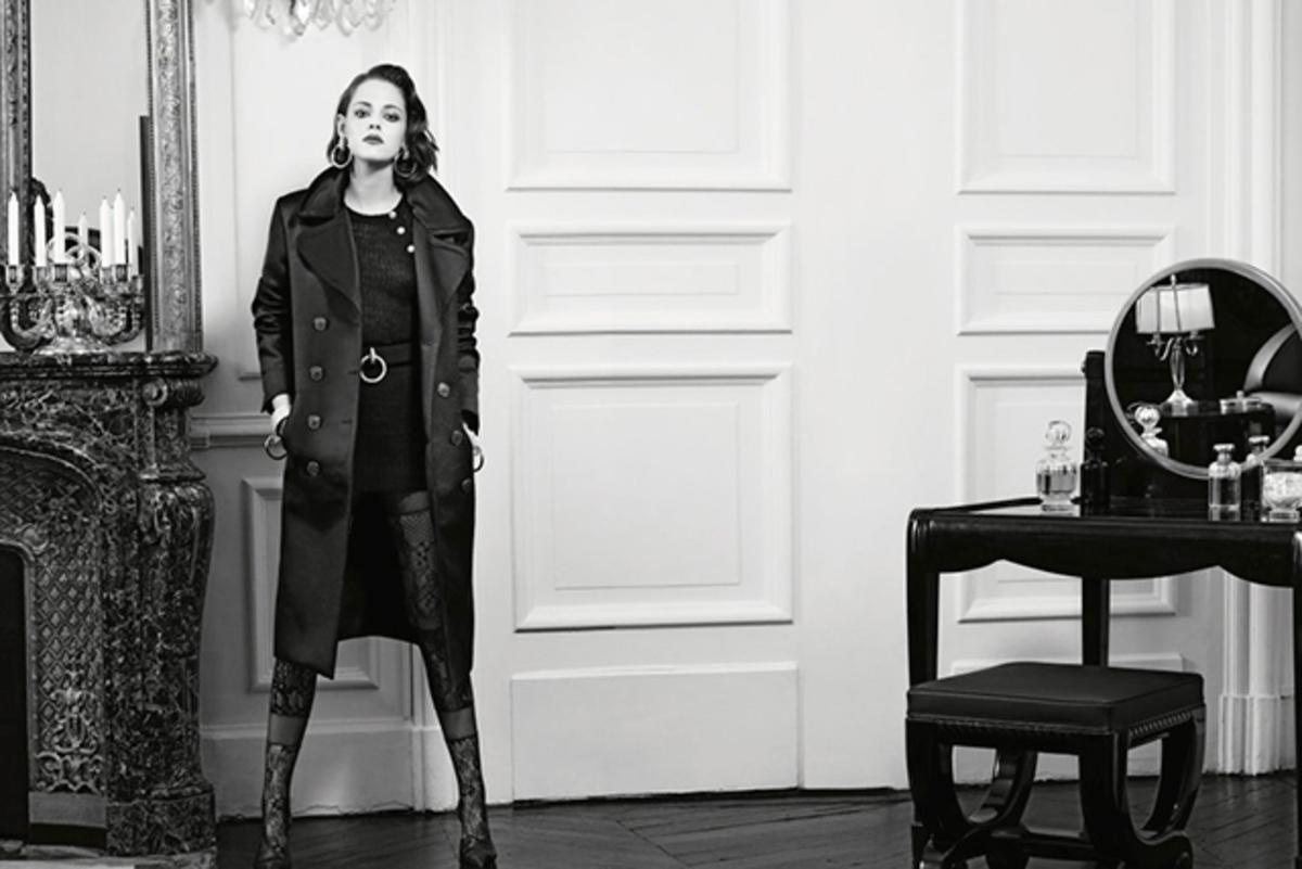 Кристен Стюарт снялась в новой рекламной кампании Chanel  Paris in Rome Métiers d'Art