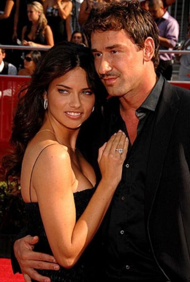 Адриана Лима подтвердила свою беременность