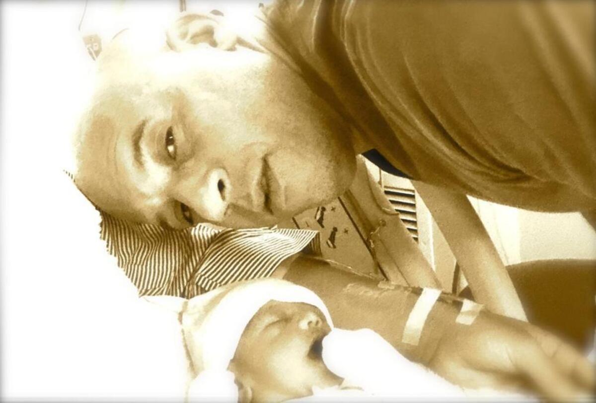 42-летний Вин Дизель в третий раз стал отцом