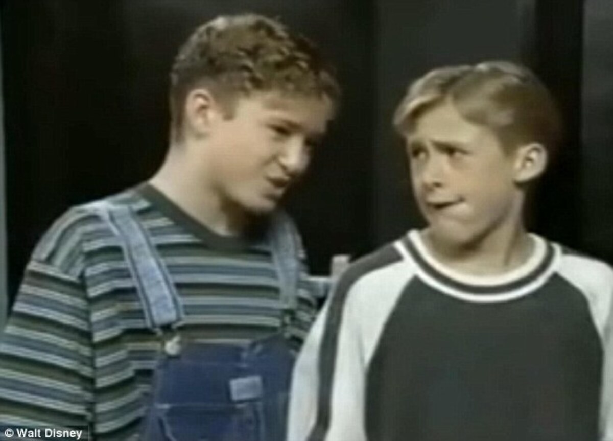 Какими были Райан Гослинг и Джастин Тимберлейк 18 лет назад