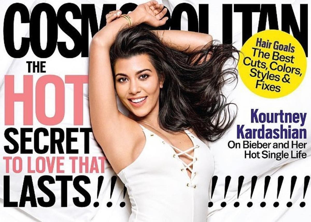 Кортни Кардашьян прокомментировала конфликт Ким и Тейлор Свифт