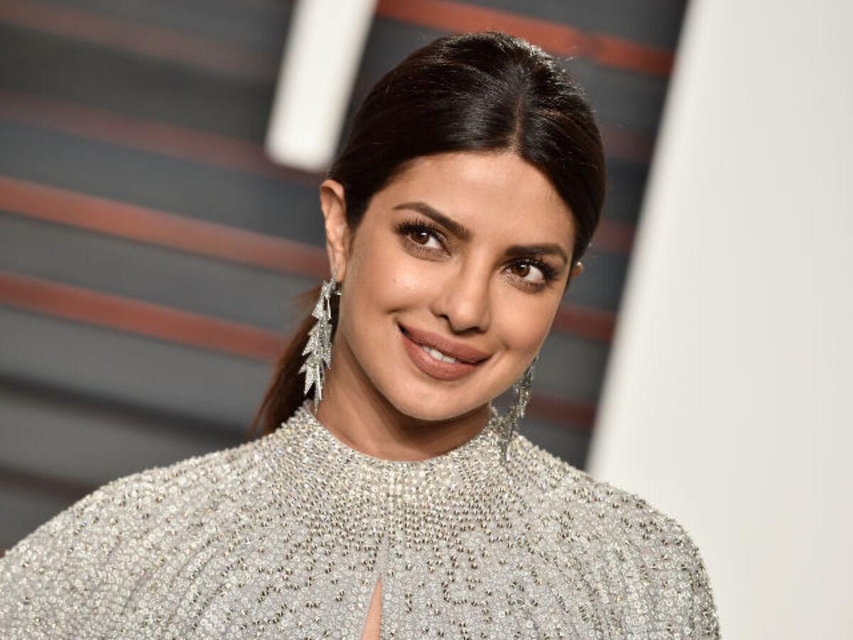 Maxim India назвал Приянку Чопра самой сексуальной женщиной мира