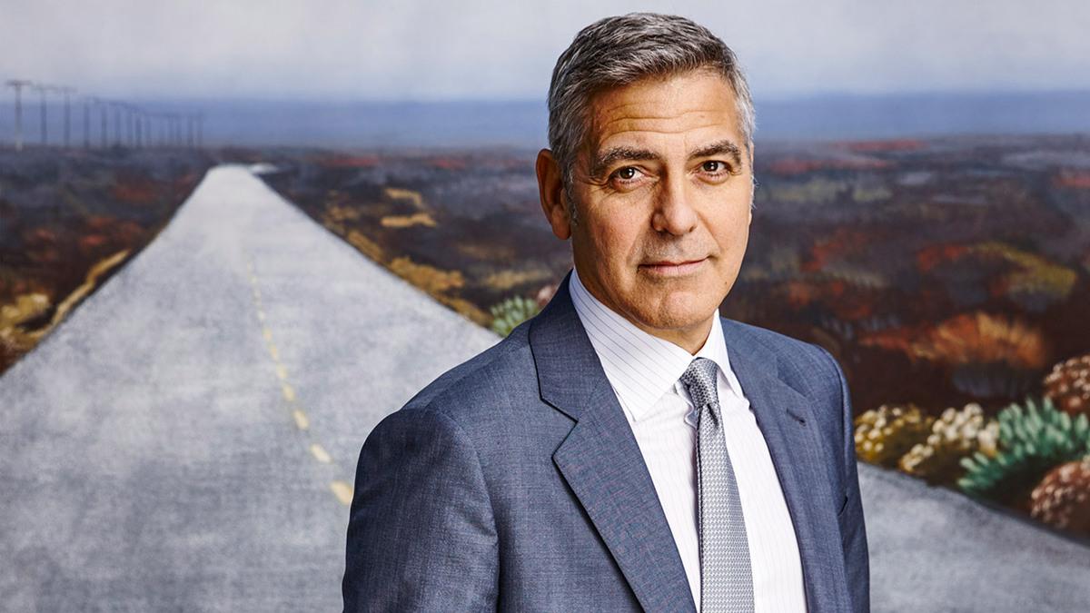 Джордж Клуни о своей жене: «В 52 года я нашел любовь всей своей жизни»